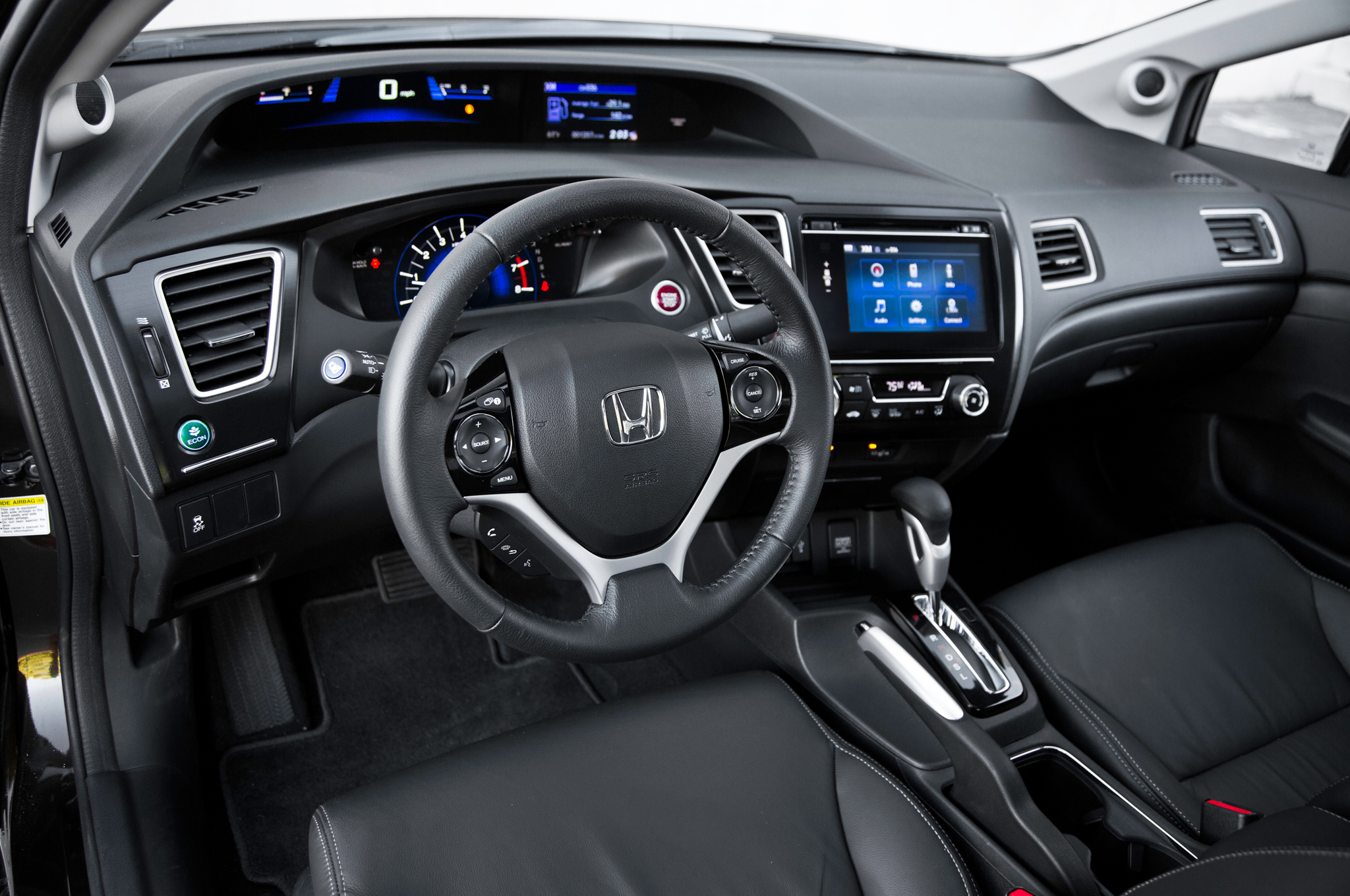 Honda Civic 2014 #4