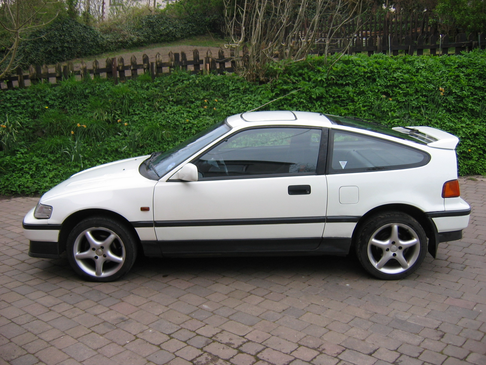 Honda Civic CRX #1