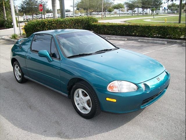 1995 honda civic del sol information and photos momentcar. Black Bedroom Furniture Sets. Home Design Ideas