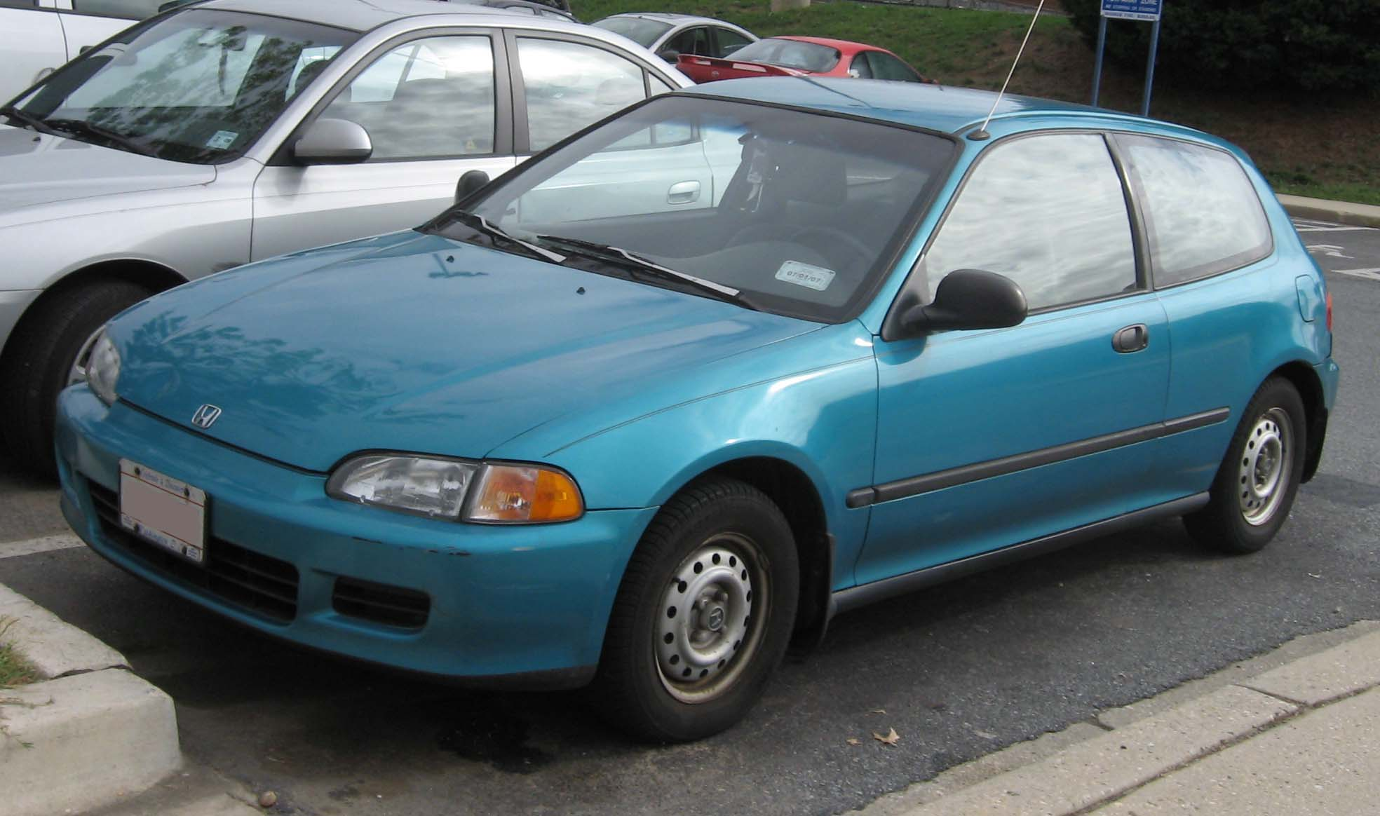Honda Civic DX #36