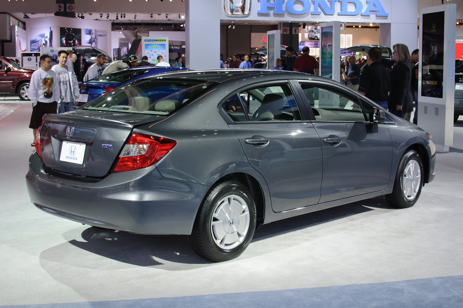 Honda Civic HF #10