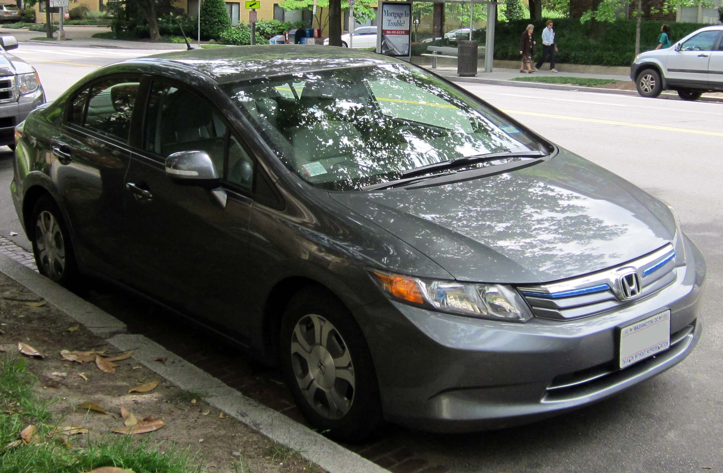 Honda Civic Hybrid #56