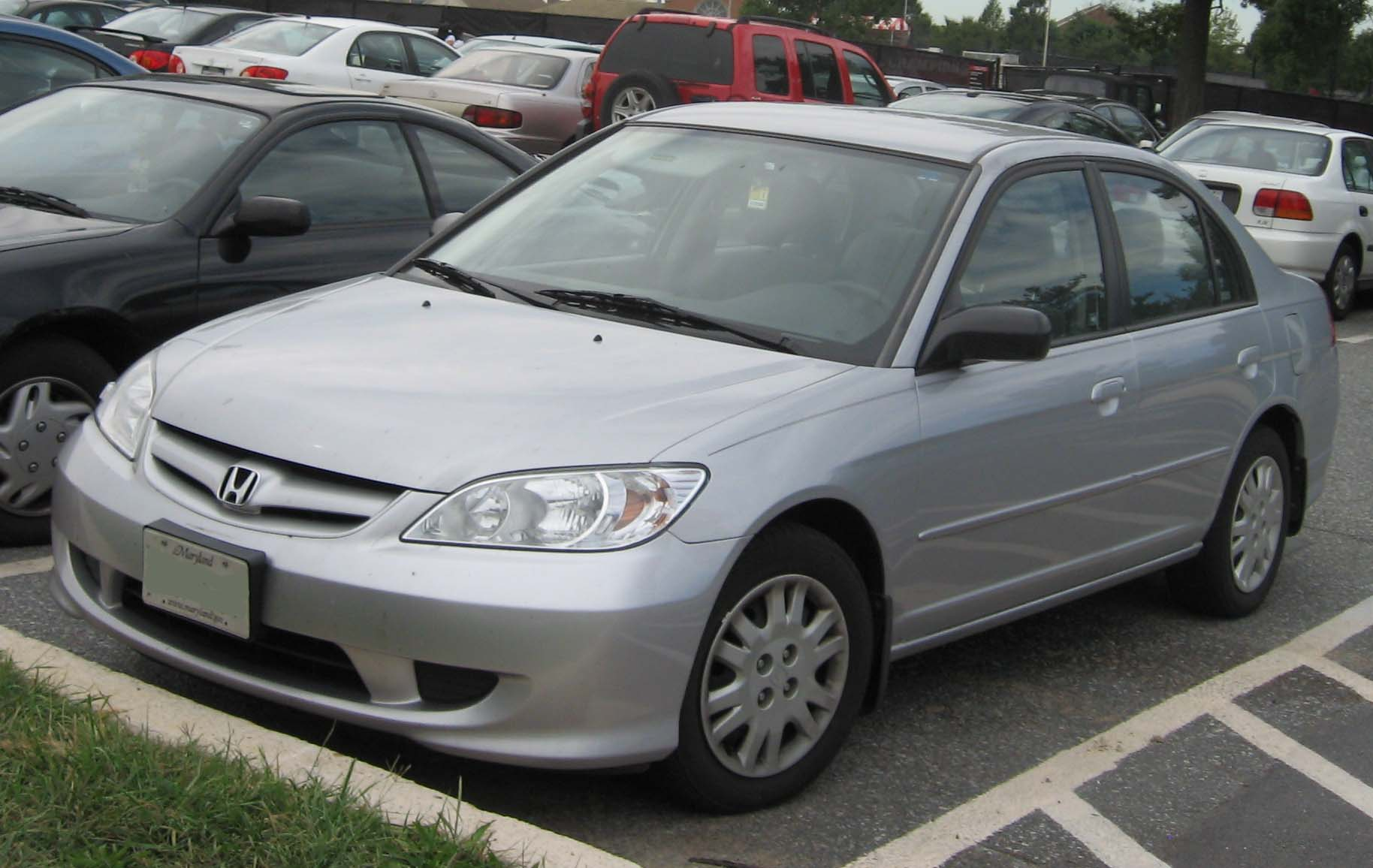 Honda Civic LX #32