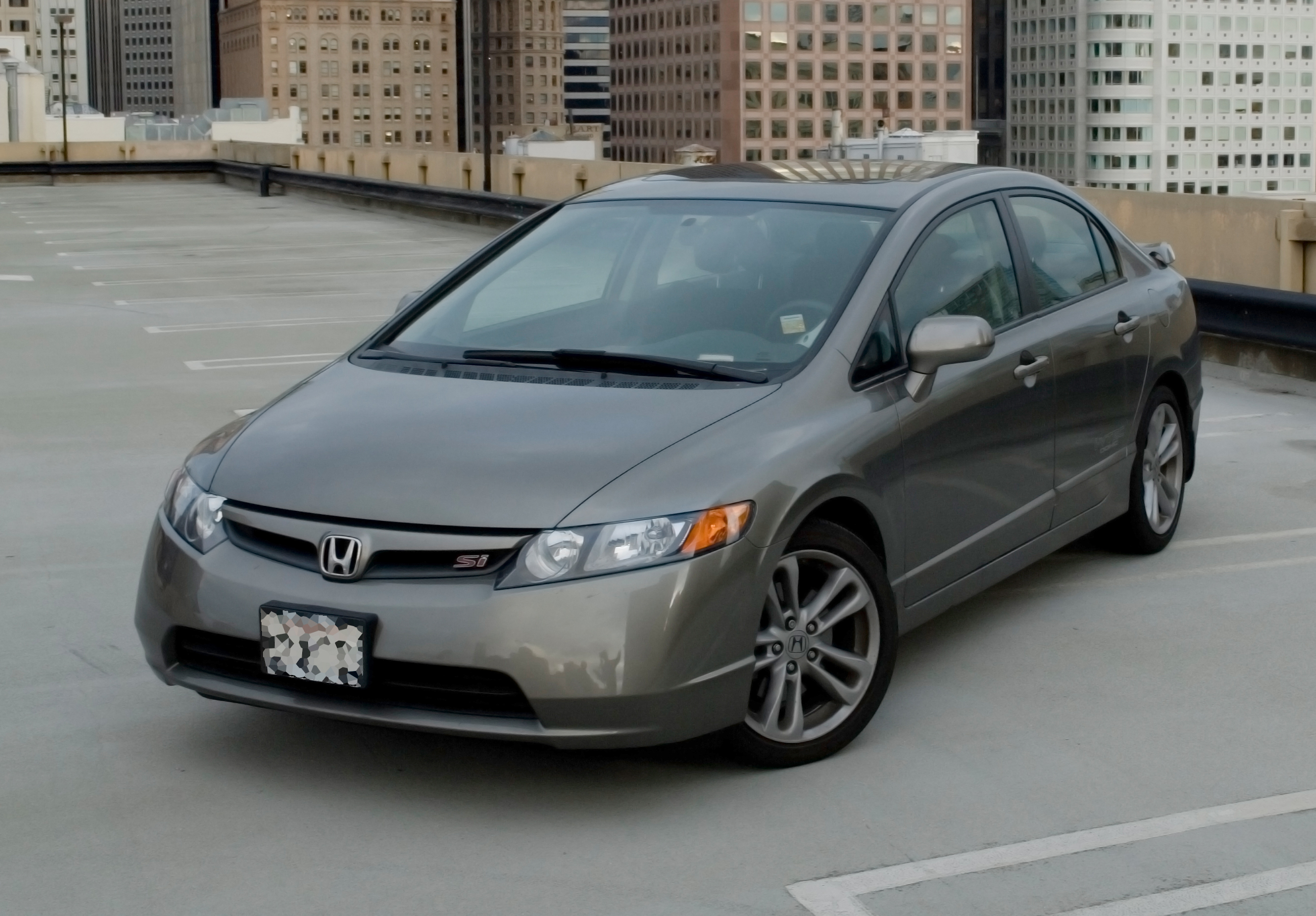 Honda Civic Si #12