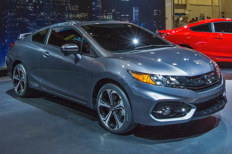 Honda Civic Si w/Summer Tires #33