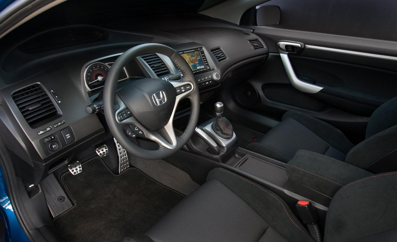 Honda Civic, The Best Choice for both Honda 2011 Sedan & Coupe #9