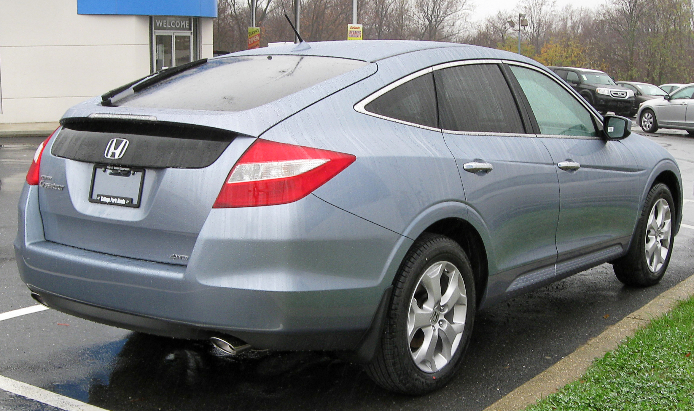 Honda Crosstour Information And Photos Momentcar