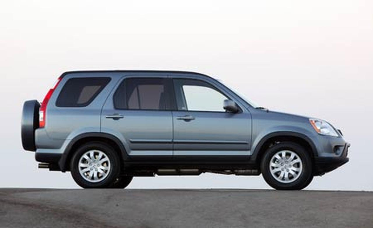 2006 honda cr v information and photos momentcar. Black Bedroom Furniture Sets. Home Design Ideas