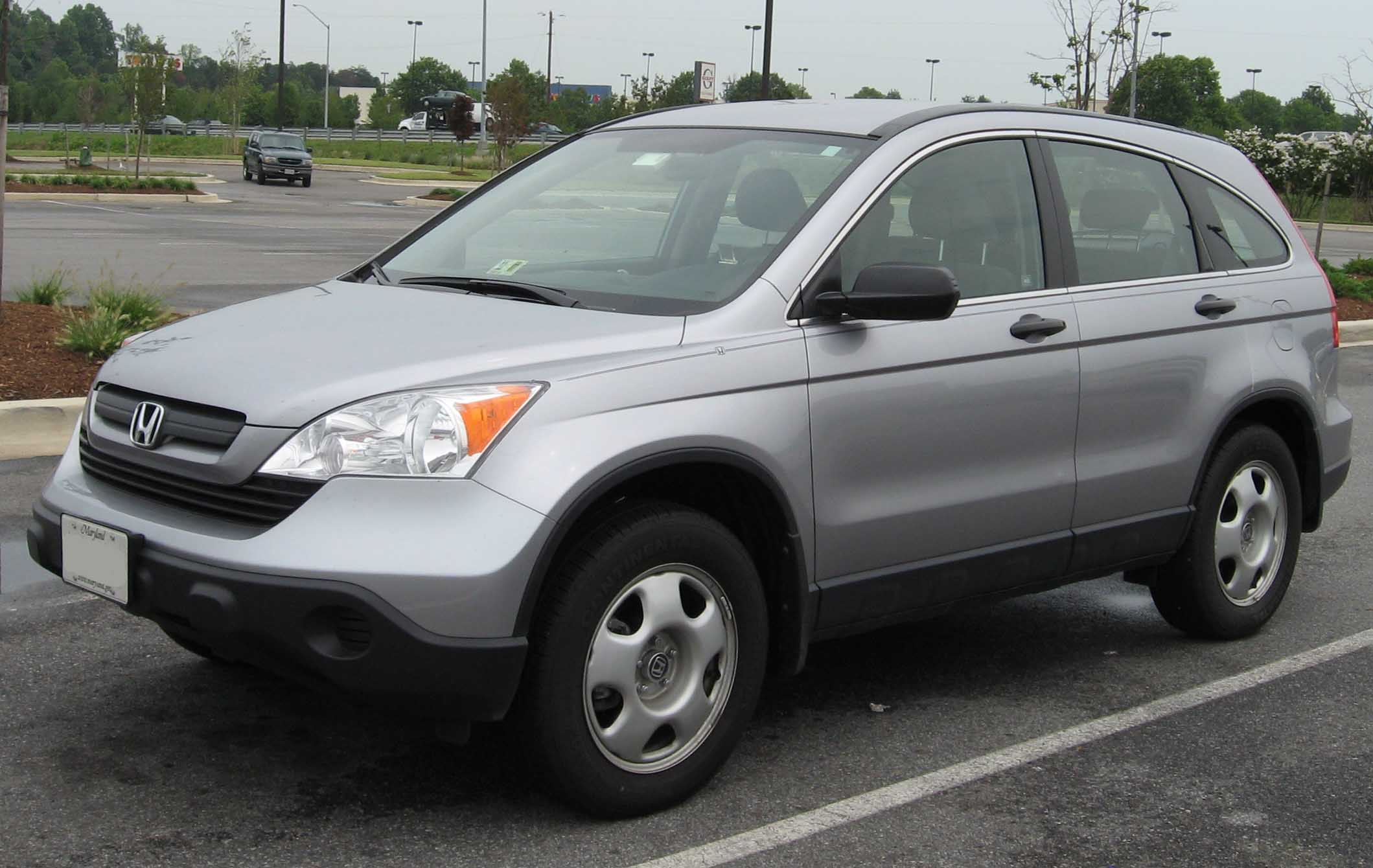 Honda Cr V Information And Photos Momentcar