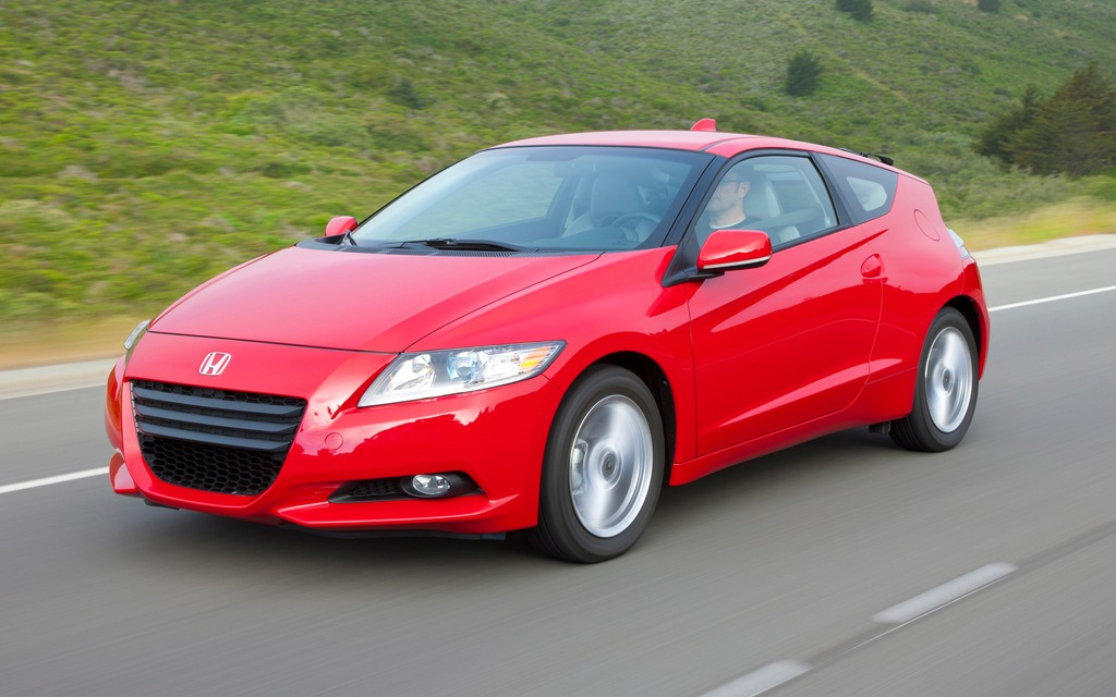 2014 honda cr z information and photos momentcar. Black Bedroom Furniture Sets. Home Design Ideas