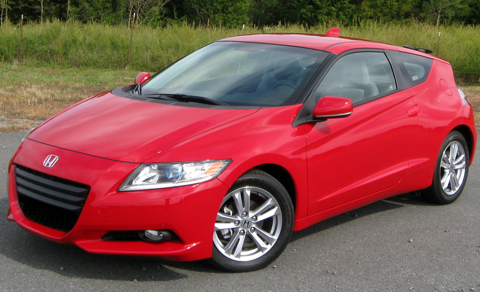 Honda Cr Z Information And Photos Momentcar