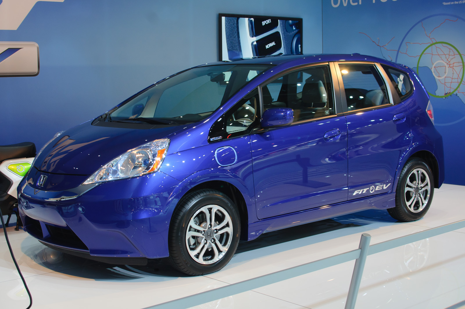 Honda Fit EV Base #13