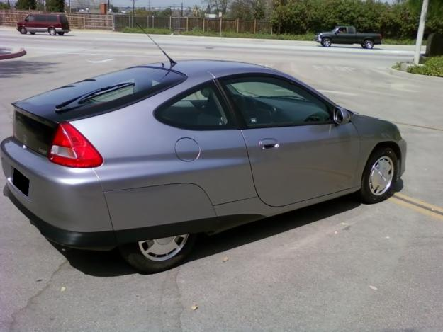 Honda Insight 2002 #1