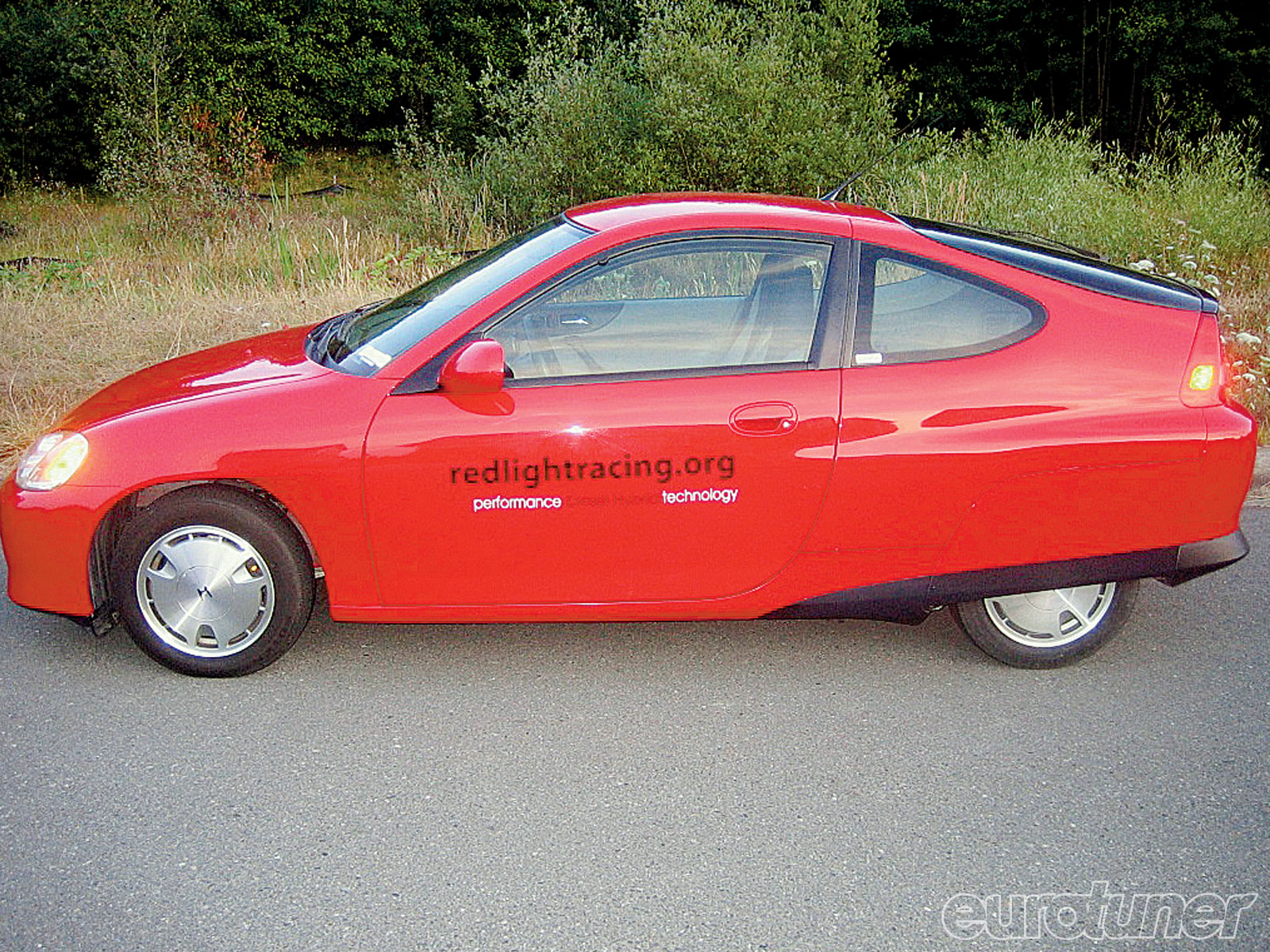 Honda Insight 2002 #8