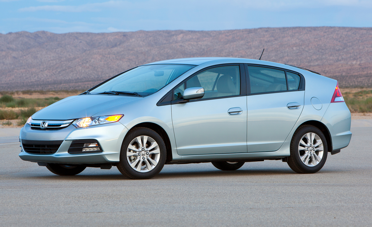 Honda Insight #11