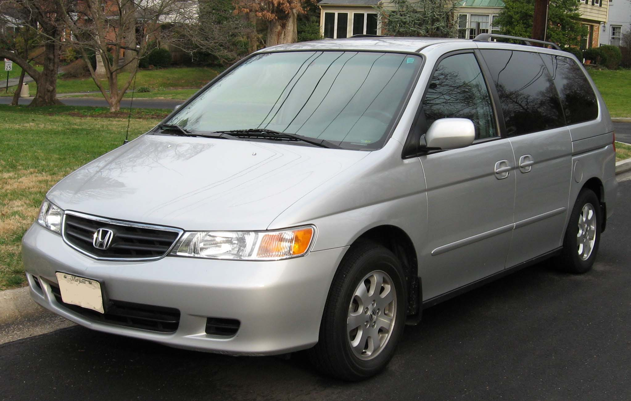 2003 honda odyssey information and photos momentcar. Black Bedroom Furniture Sets. Home Design Ideas
