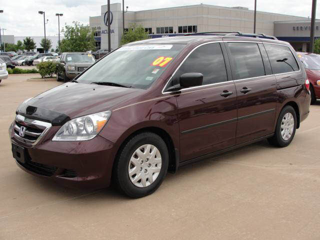 2007 honda odyssey information and photos momentcar. Black Bedroom Furniture Sets. Home Design Ideas