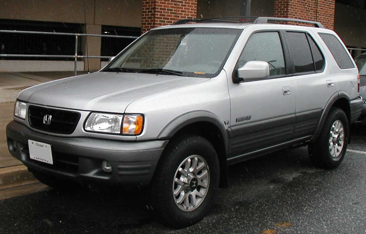 Honda Passport 2000 #1