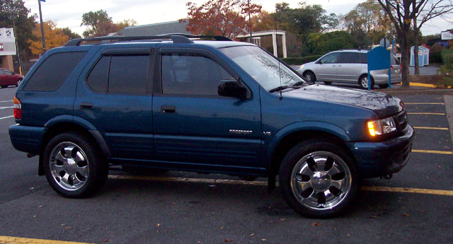 Honda Passport 2000 #5