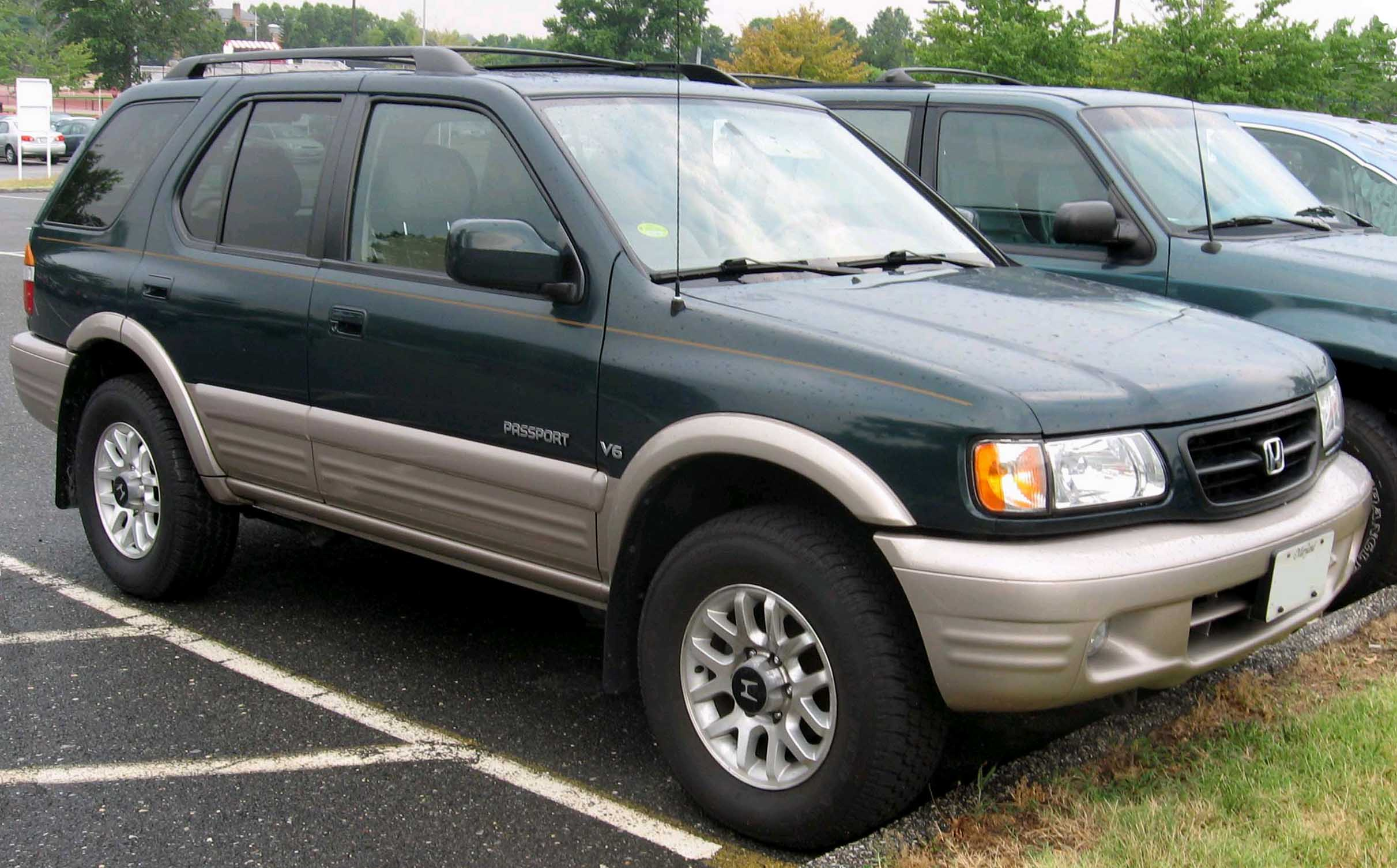 Honda Passport #3