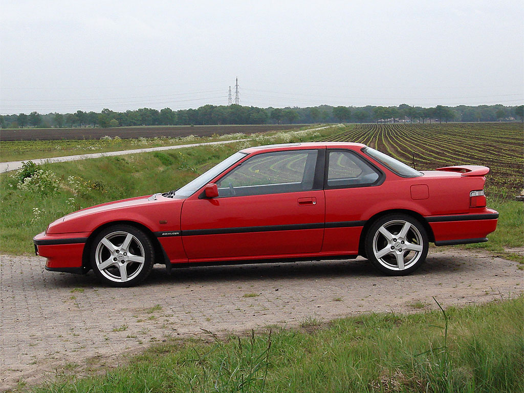 1990 Honda Prelude Information And Photos Momentcar