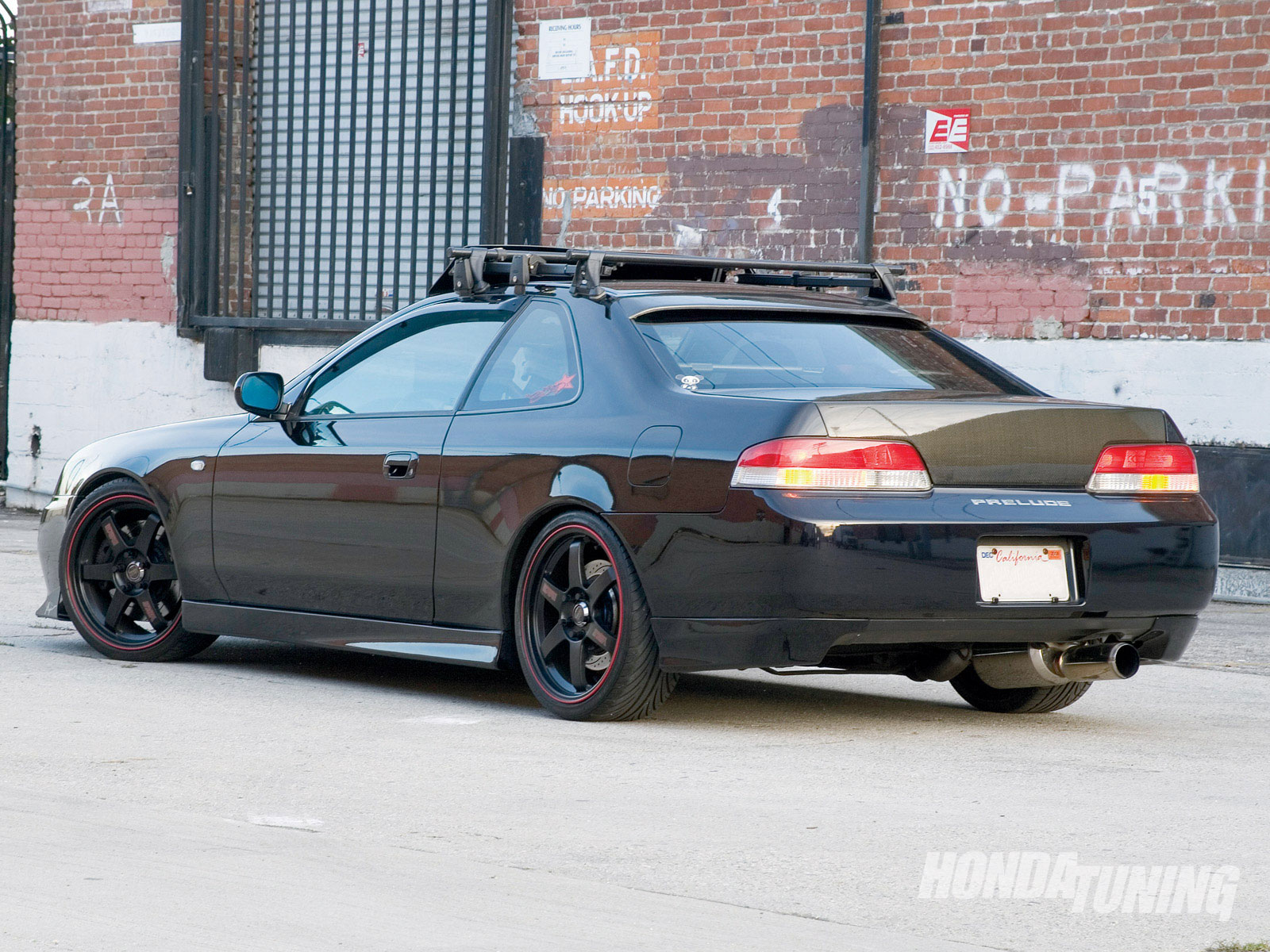 1999 Honda Prelude Information And Photos Momentcar