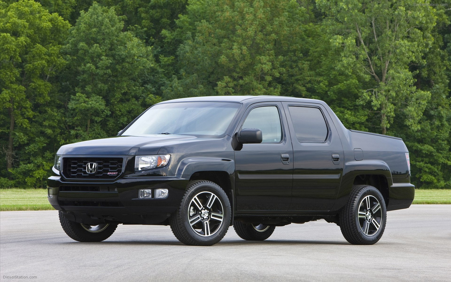 2011 Honda Ridgeline Information And Photos Momentcar