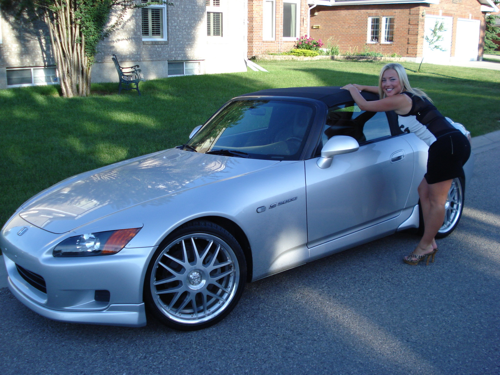 2002 Honda S2000 Information And Photos Momentcar