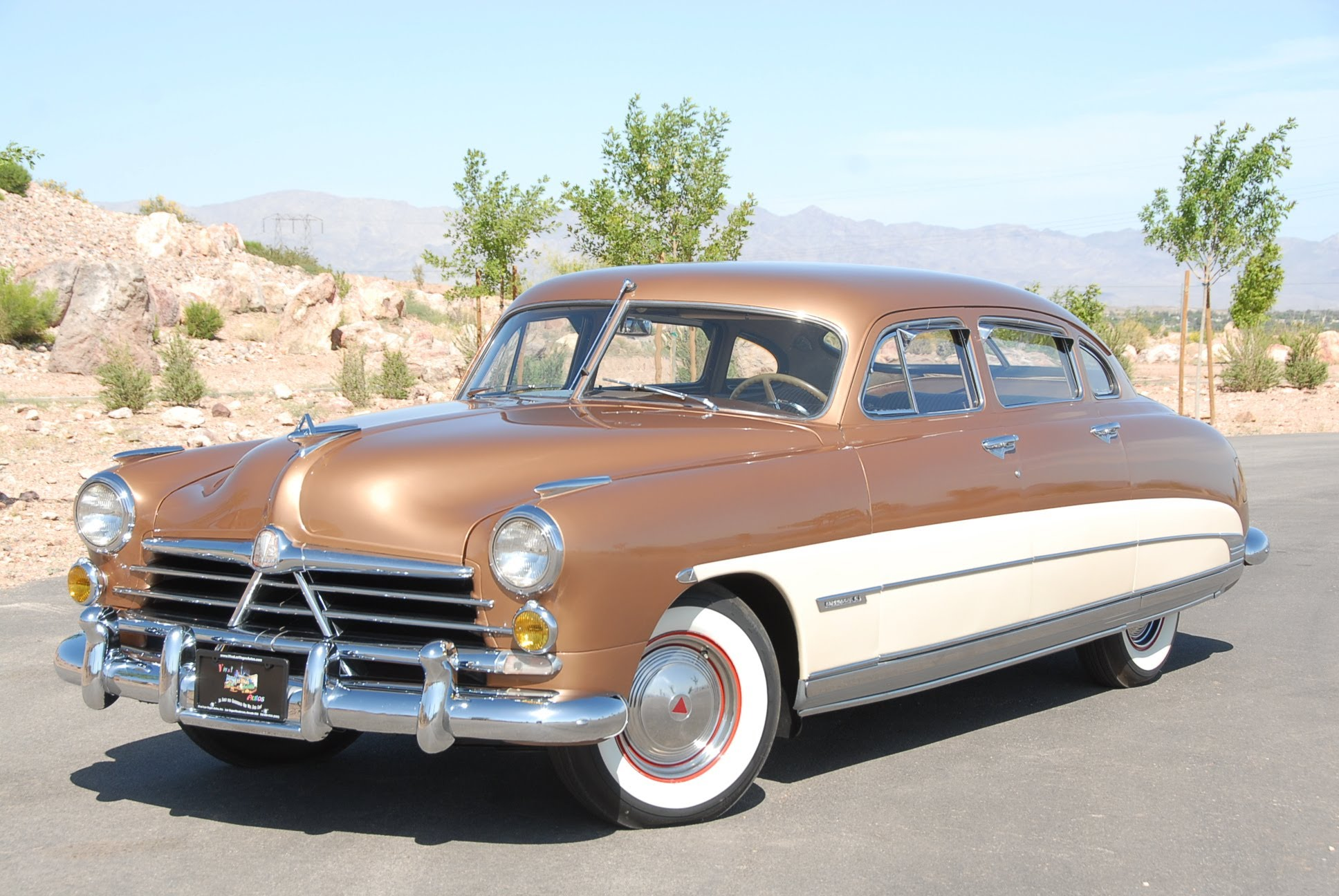 1950 Hudson Commodore Information And Photos Momentcar