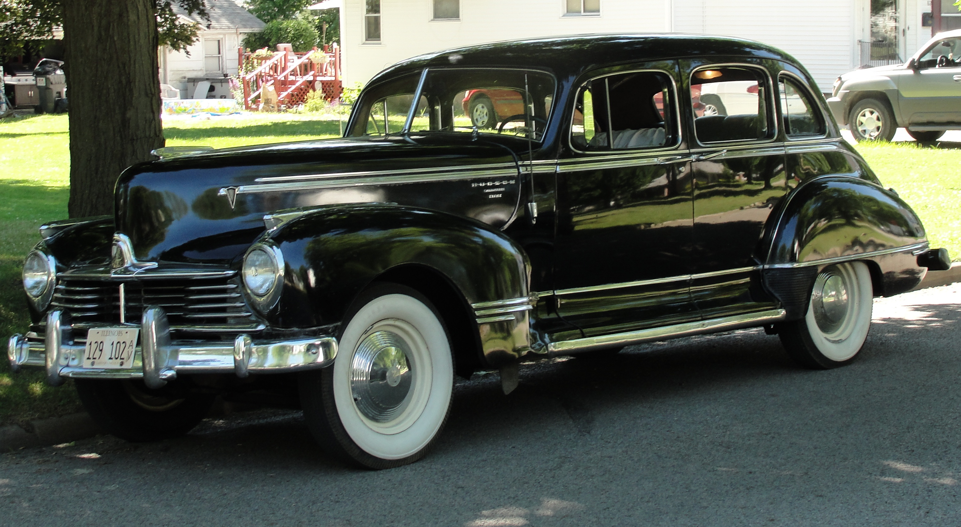 1947 Hudson Commodore 8 | Post - MCG Social™ | MyClassicGarage™