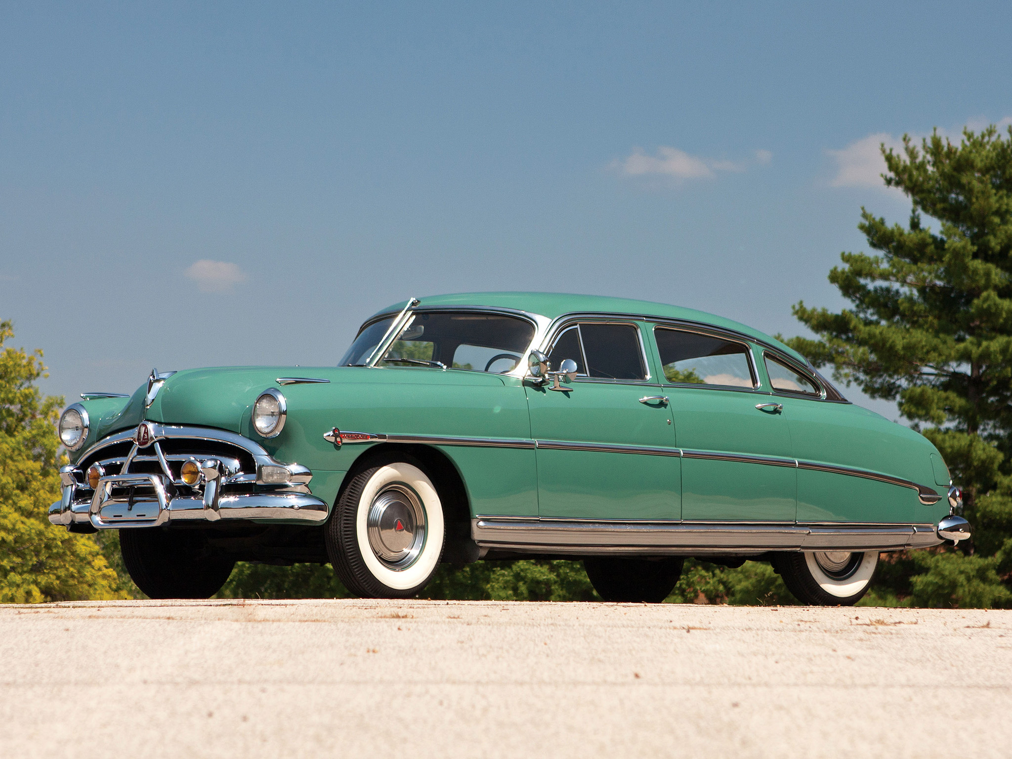 1952 Hudson Commodore Information And Photos Momentcar