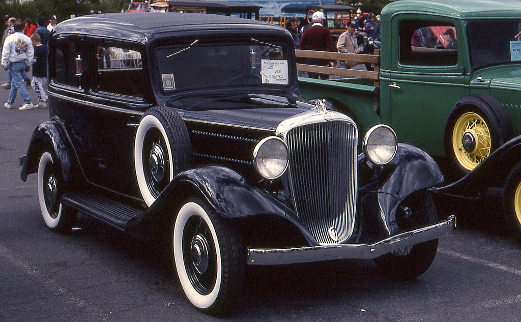 1933 Hudson Delivery - Information and photos - MOMENTcar