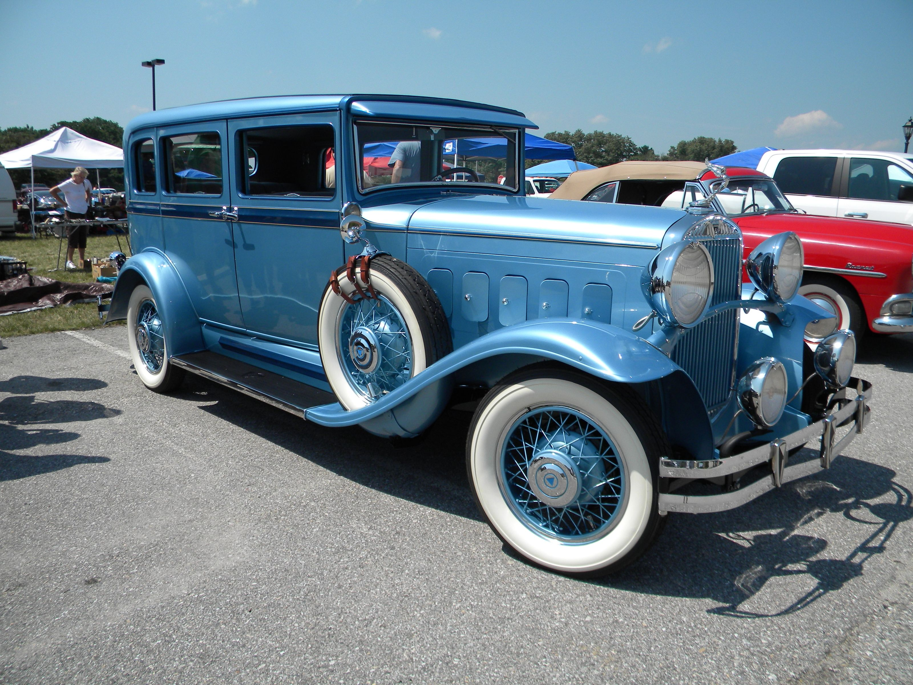 Hudson Great Eight Information And Photos Momentcar