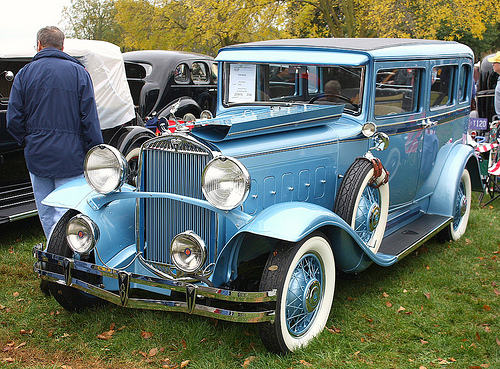 Hudson Greater Eight 1930 #8