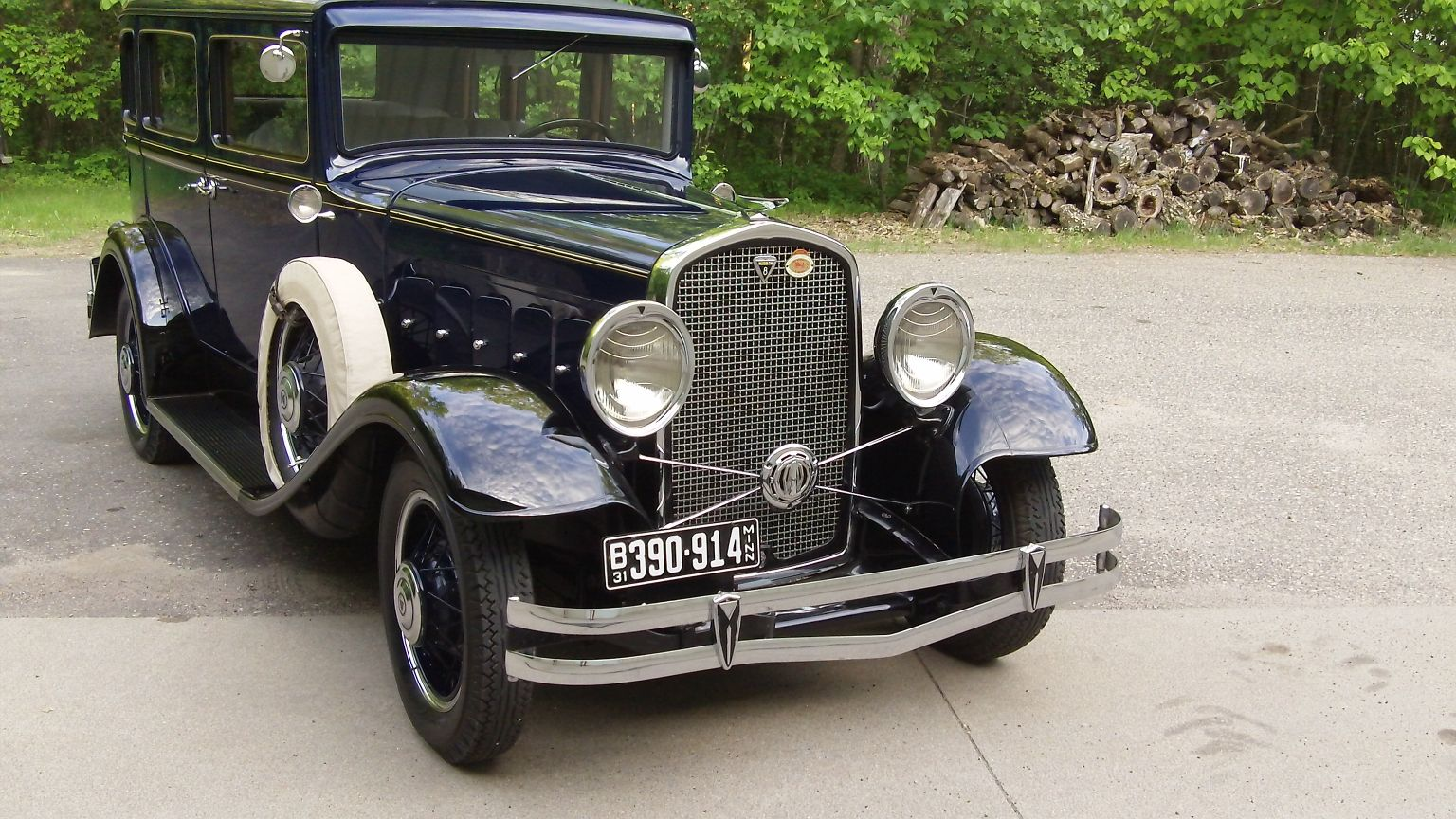 Hudson Greater Eight 1930 #11