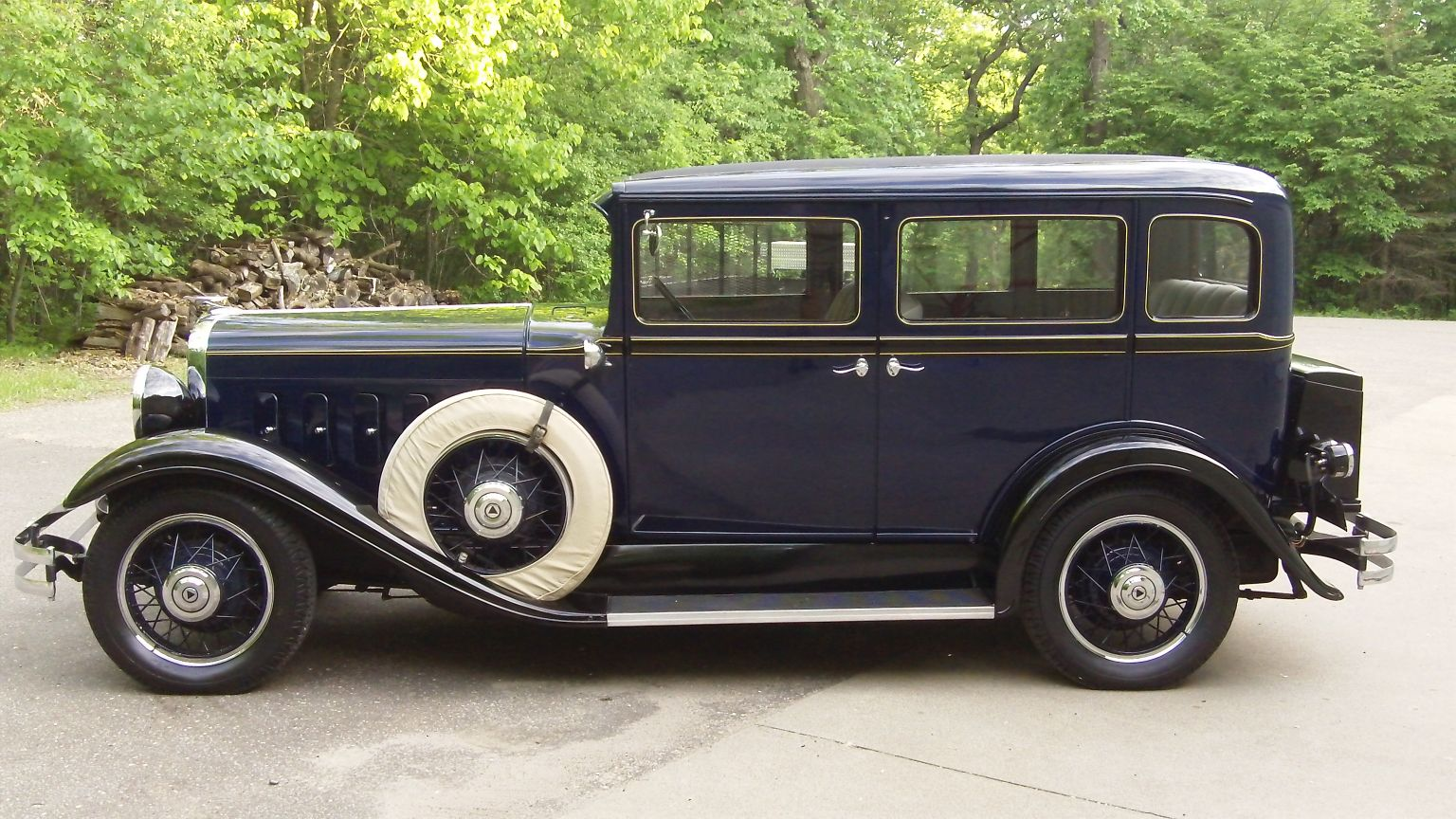 1931 Hudson Greater Eight Information And Photos Momentcar