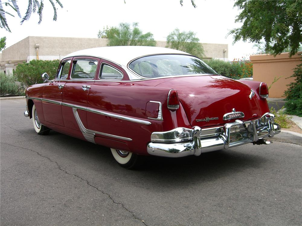 1954 Hudson Hornet - Information and photos - MOMENTcar