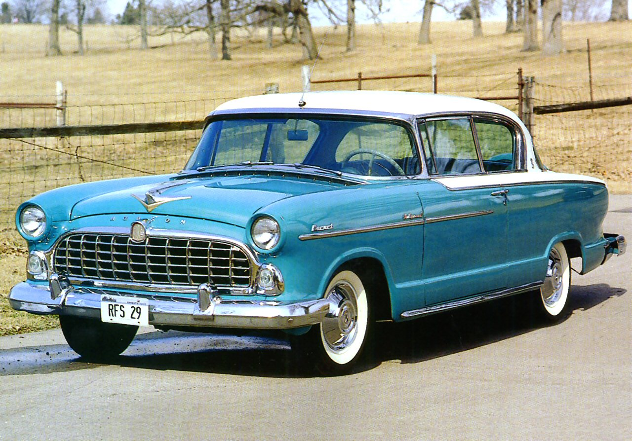 1955 Hudson Hornet Information And Photos Momentcar