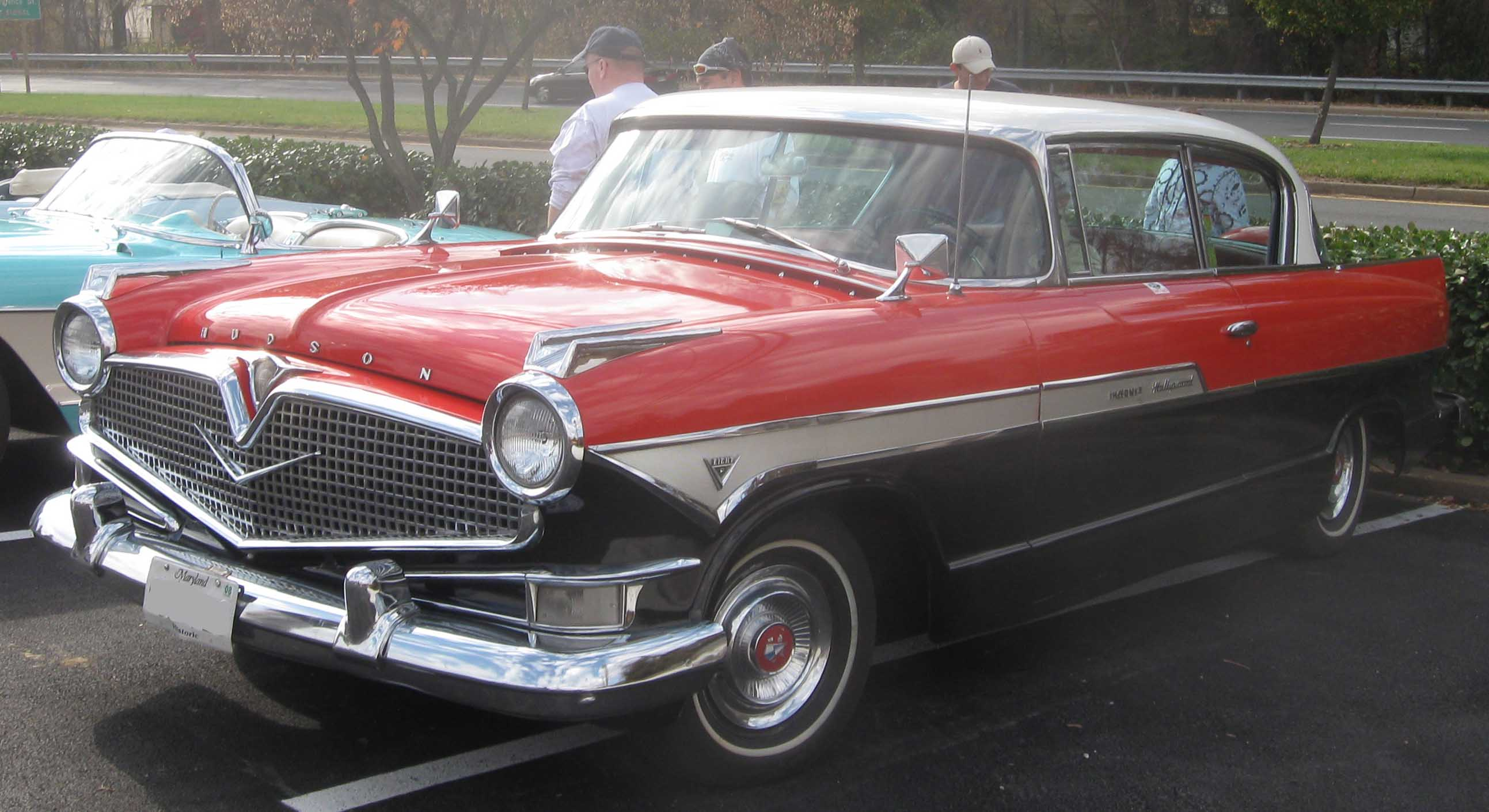 1956 Hudson Hornet Information And Photos Momentcar