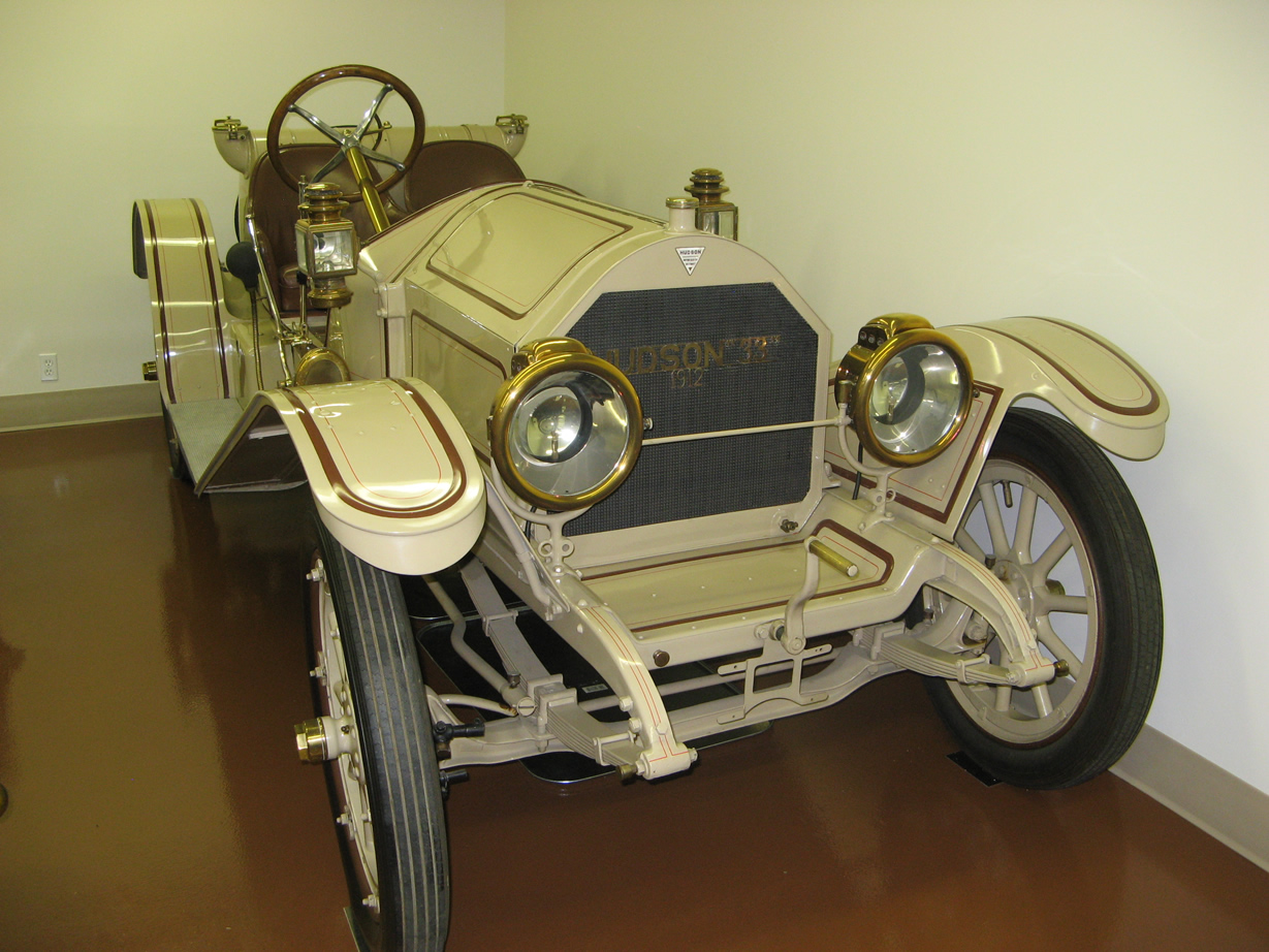 1912 Hudson Model 33 - Information and photos - MOMENTcar