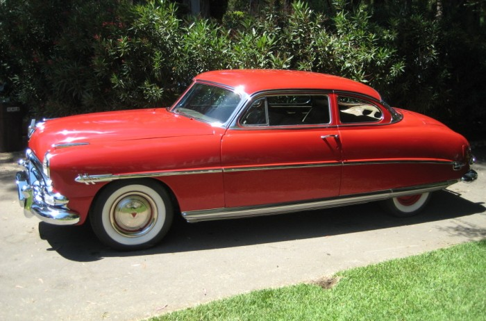 1952 Hudson Pacemaker Information And Photos Momentcar