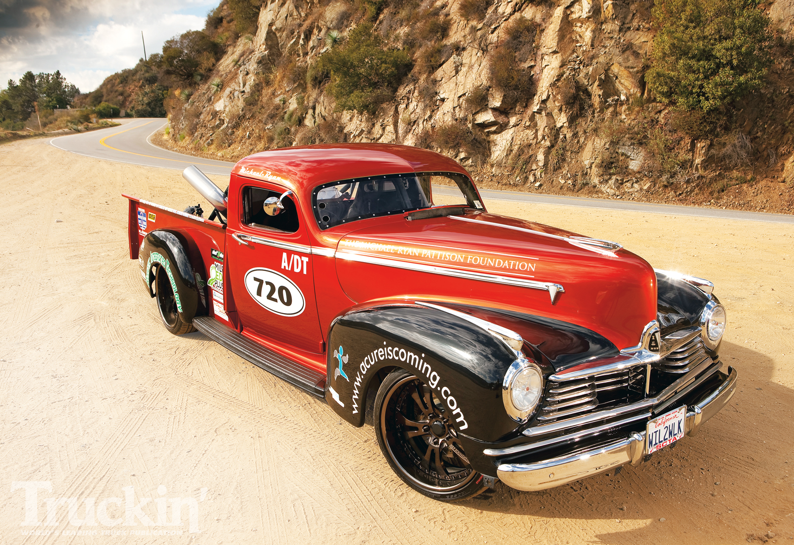 Rare '47 Hudson Pickup Just Sold - Rod Authority