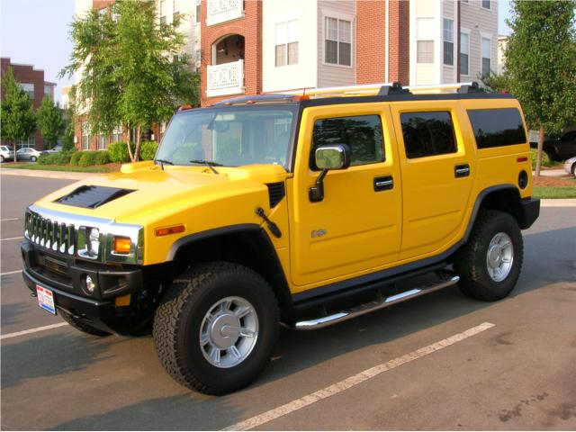 The world chooses Hummer 2006 H3 Suv, want to know why? #1