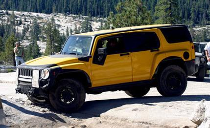The world chooses Hummer 2006 H3 Suv, want to know why? #5