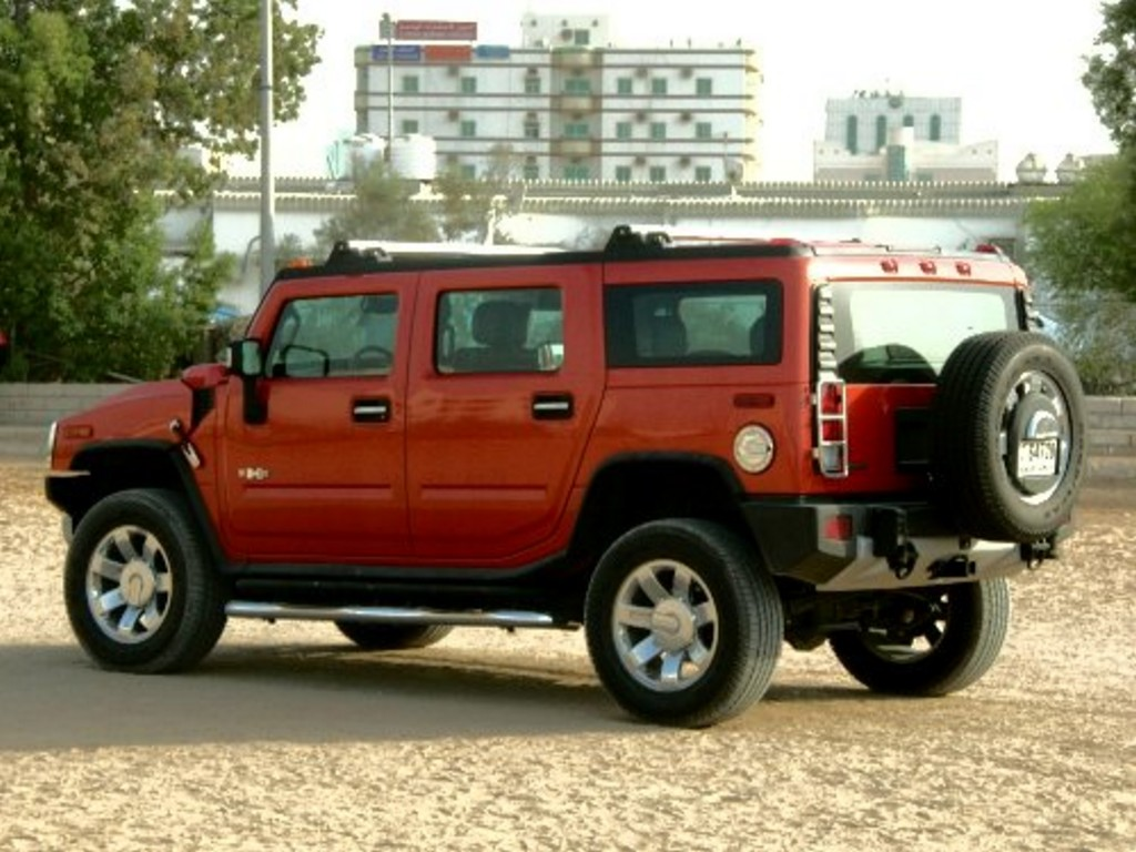 2008 hummer h2 information and photos momentcar. Black Bedroom Furniture Sets. Home Design Ideas