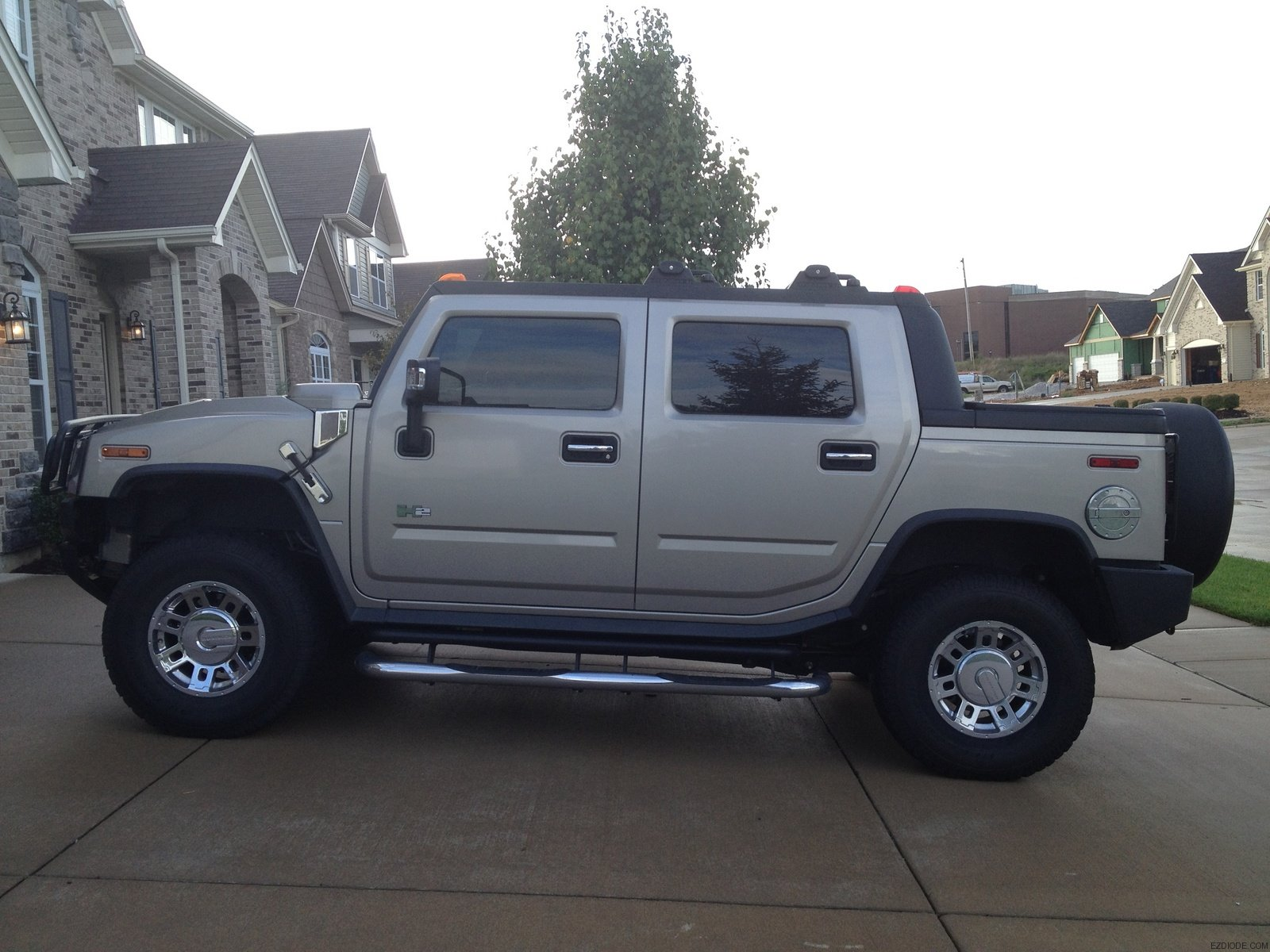 2007 HUMMER H2 SUT - Information and photos - MOMENTcar