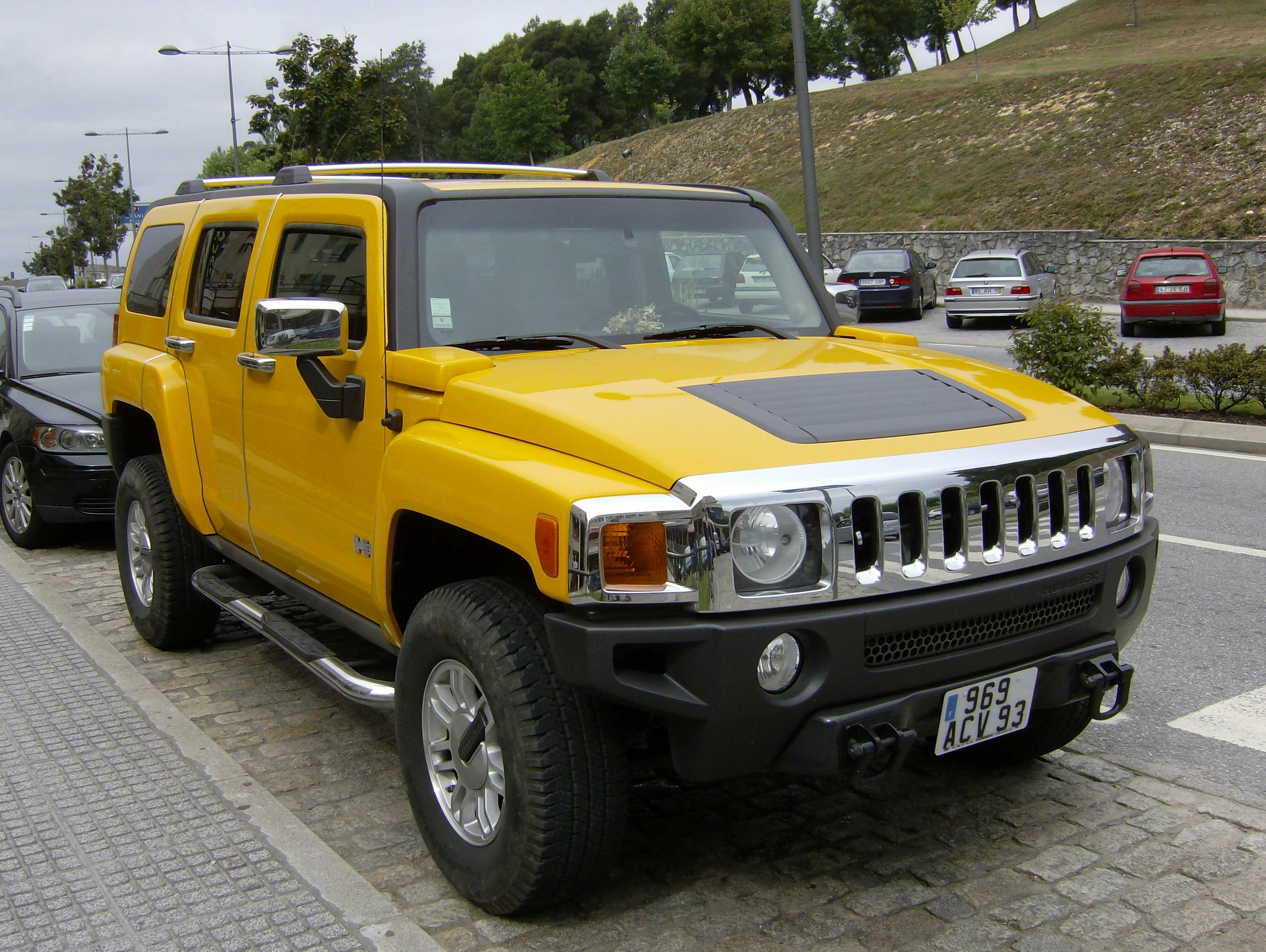2006 hummer h3 information and photos momentcar hummer h3 2006 13 vanachro Image collections