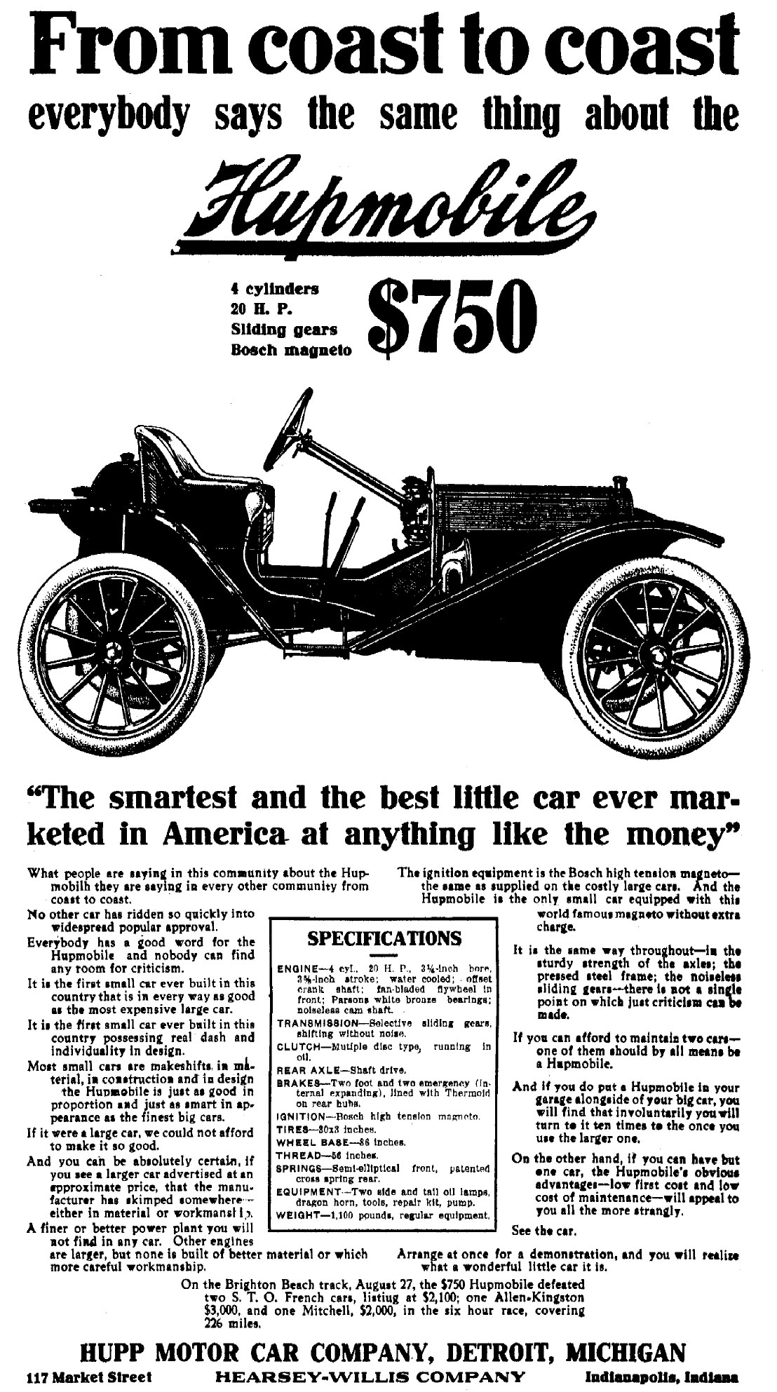 Hupmobile Series 417-W #6