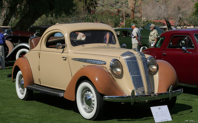 Hupmobile Series 618-D #7