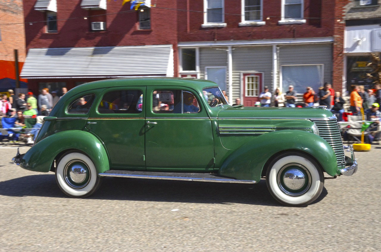 Hupmobile Series 822-E 1938 #13